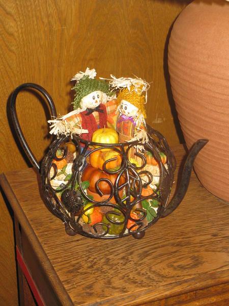 Teapot Pumpkin Patch #3