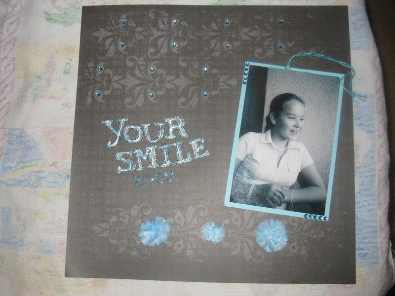 YOUR SMILE IS YOU...