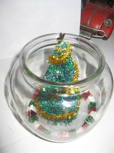 CHRISTMAS IN A JAR SWAP