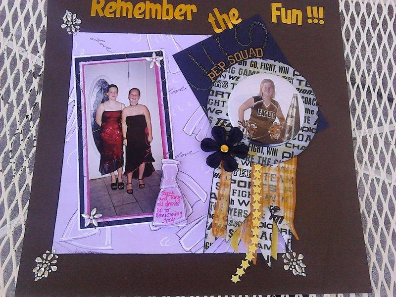 REMEMBER THE FUN
