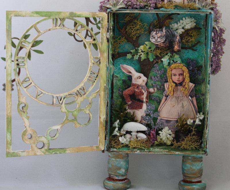 5 x 7 Memory Box by Gina's Designs