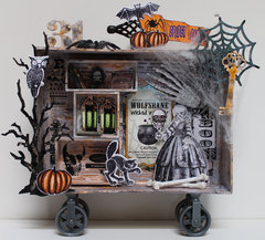 Halloween Composition Box