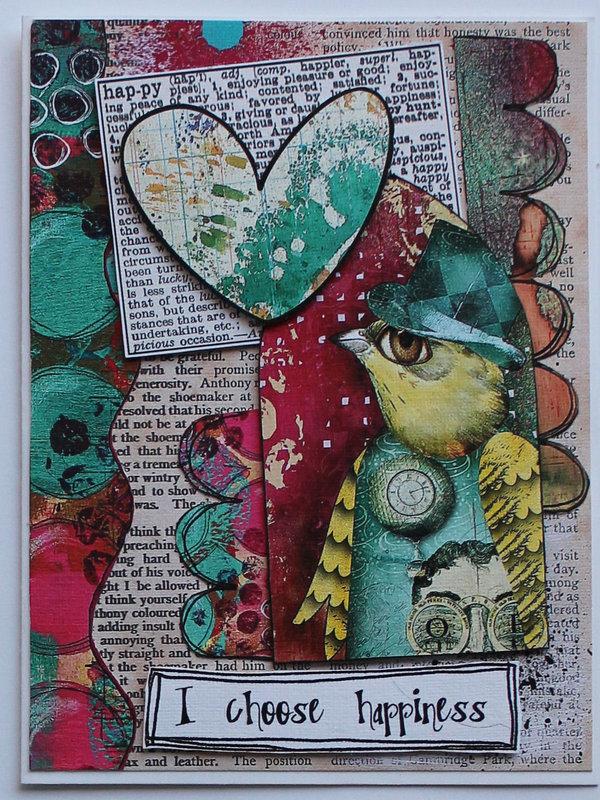 Whimsical Note Cards for Ephemera's Vintage Garden