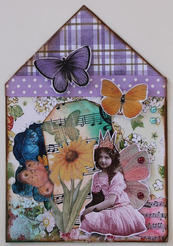 Pixie Children Row Houses