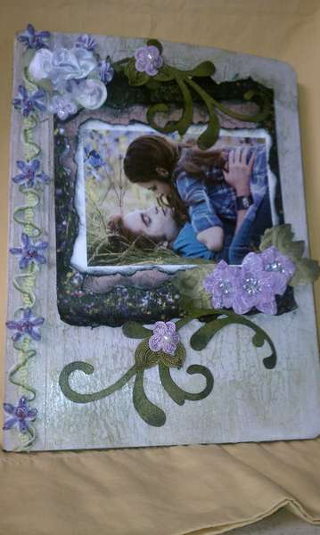 Twilight Altered Composition Notebook