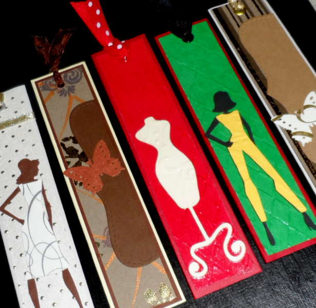 Sassy Bookmarks