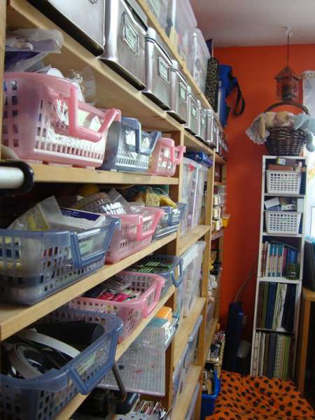 Shelves...
