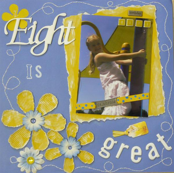 Eight is great