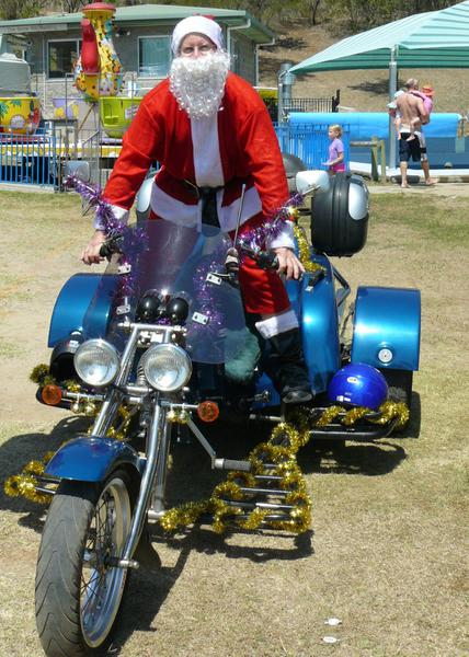 Mototrials Santa