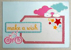 birthday card - child