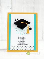 Celebration Graduation Card