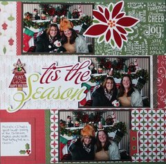 Tis the Season Christmas Photo Booth