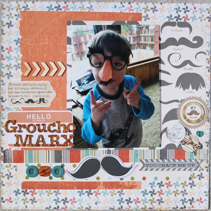 Groucho Marx Nephew