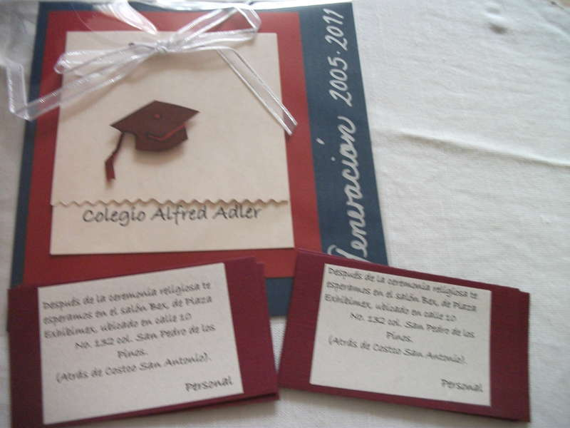 Ggraduation card