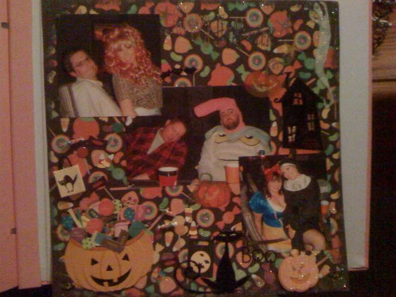 Halloween page 1