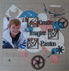 Create Imagine Passion