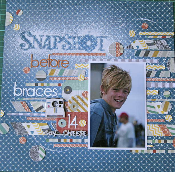 Snapshot before Braces