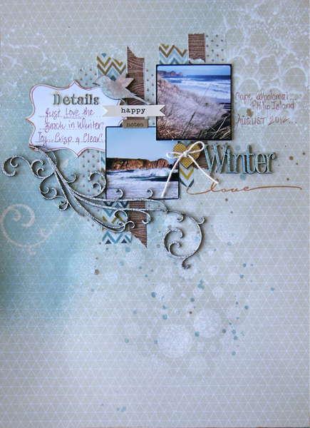 Winter Love for Scrap FX