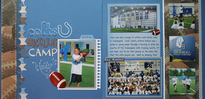 Colts Skills Camp
