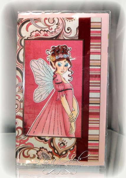Pretty Fairy Pocket Calendar