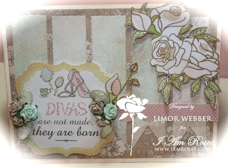 Divas are born card
