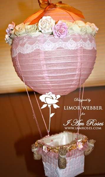Hot Air Balloon Craft Project