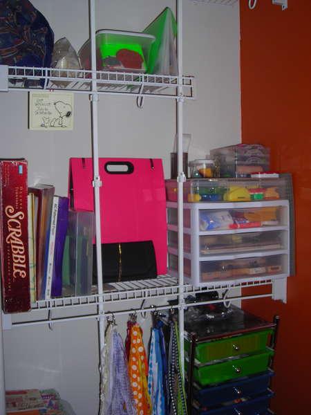 Reorganized Scraproom