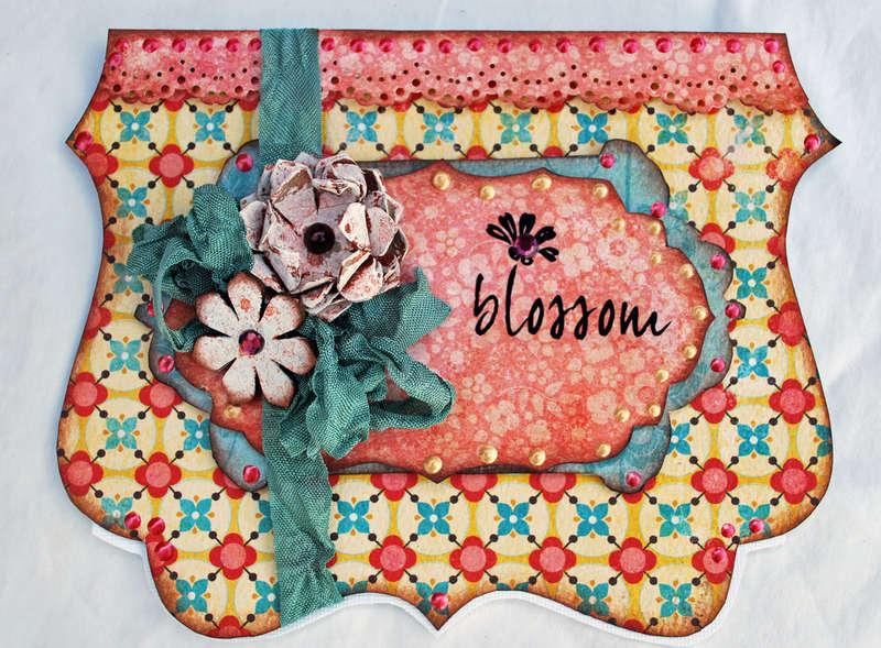 Blossom – card