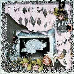 Cherish **Flying Unicorn, Dusty Attic**