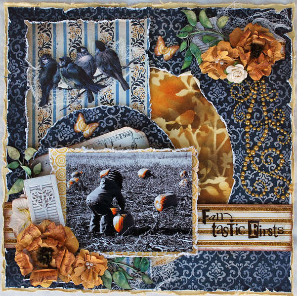 "Fantastic Firsts ** Scrap That! ""Putting on the Glitz"" Kit **"