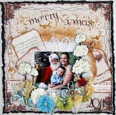 Merry Xmas **TCR 88 - Scrap That! **