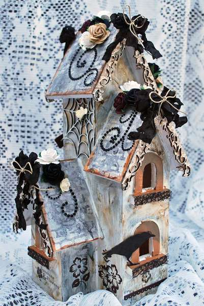 Bird House *Flying Unicorn*