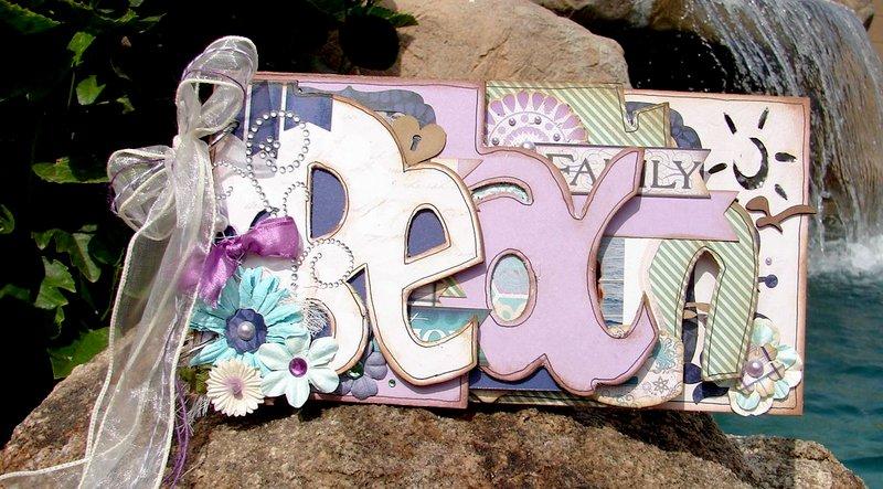 Beach Mini Album
