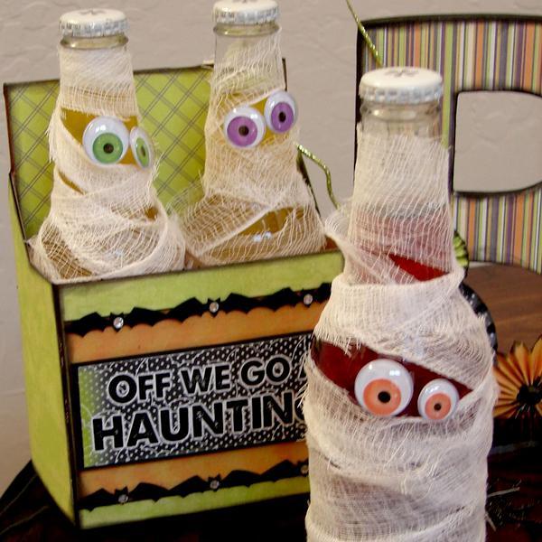 Mummy Bottles