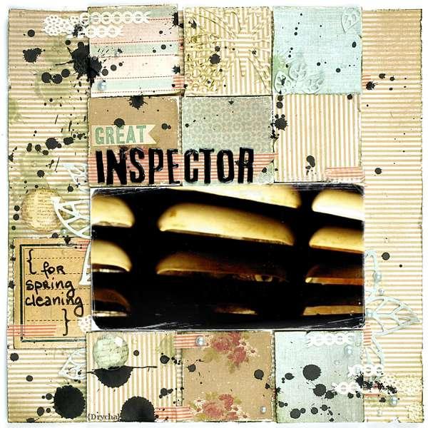 Great Inspector *Scraps of Darkness*Sakurabana Kit*