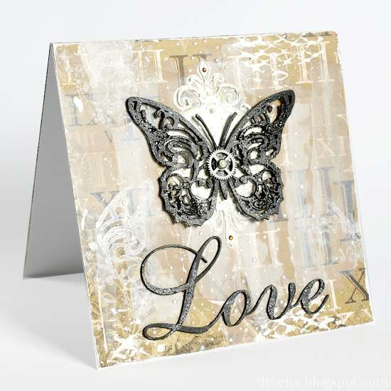 Butterfly Love +tutorial * Imaginarium Designs' June Guest Designer*