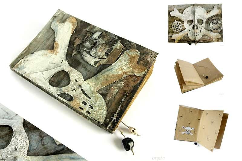 Pirate book *Scrap FX* Guest DT