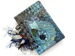 Night fairy notebook *Scraps of Darkness* Kit Club