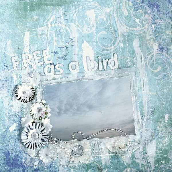 Scraps of Darkness *Nov Kit* FREE as a bird