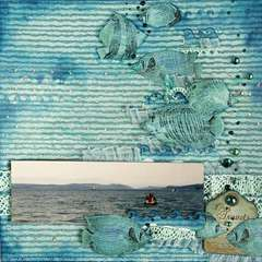 Crikvenica **Scraps of Darkness** January Kit