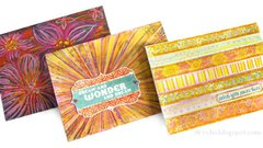 Video tutorial with WAX CRAYONS from Scraps of Darkness Kit
