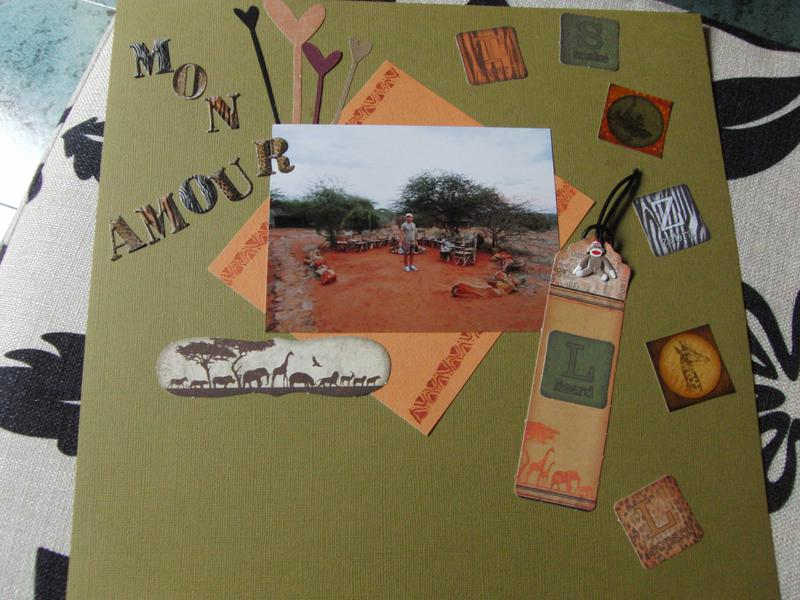 Kenya album: campus
