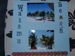 Kenya album: the beach