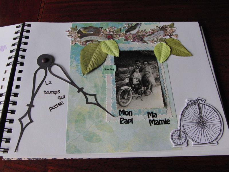 Memories album page 4