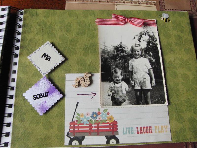 Memories album: page 8