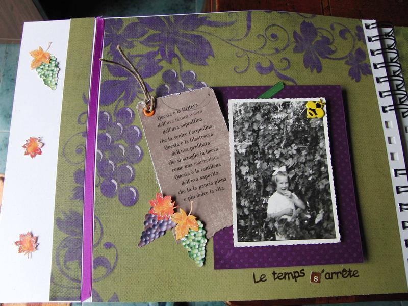 Memories album: page 7