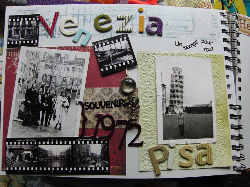 Memories album: page 15