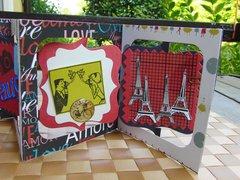 accordion card 3