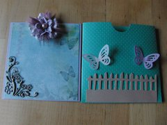 Spring Inspiration card+envelope