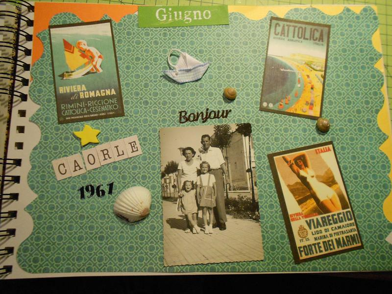 Memories album: page 10